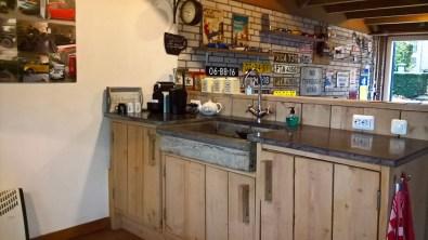 Bijzondere Overnachting Origineel Overnachten Slapen in Bed and Breakfast Garage Inn in het Brabantse Hank16