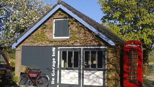 Bijzondere Overnachting Origineel Overnachten Slapen in Bed and Breakfast Garage Inn in het Brabantse Hank2