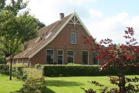 Logeren in een eeuwenoude boerderij Erve Zeilker in Twente