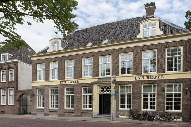Bijzondere Overnachting Origineel Overnachten Slapen in Scandinavisch designhotel Eye Hotel Utrecht14