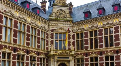 Bijzondere Overnachting Origineel Overnachten Slapen in designhotel in de oude rechtbank van Utrecht23