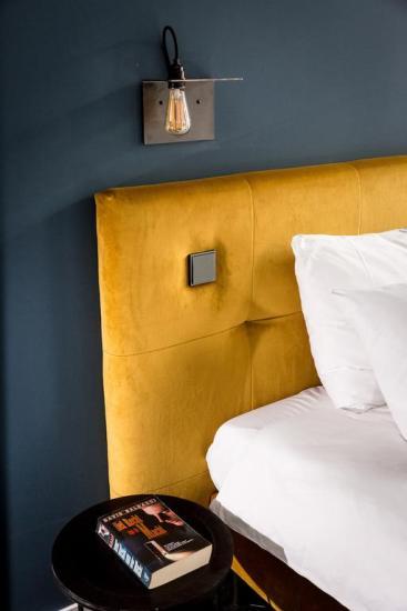 Bijzondere Overnachting Origineel Overnachten Slapen in designhotel in de oude rechtbank van Utrecht4