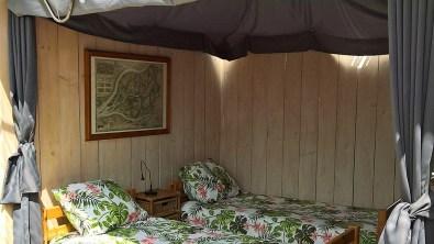 Bijzondere Overnachting Origineel Overnachten Slapen in een kas - De KasInn in het Brabantse Hank14