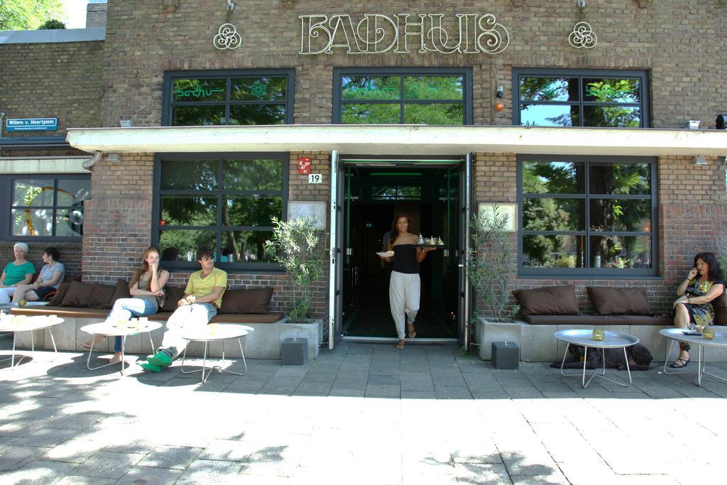 Slapen in een voormalig badhuis - Hotel Badhu in Utrecht