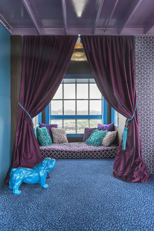 Bijzondere Overnachting Origineel Overnachten Slapen in het Faralda kraanhotel Amsterdam4