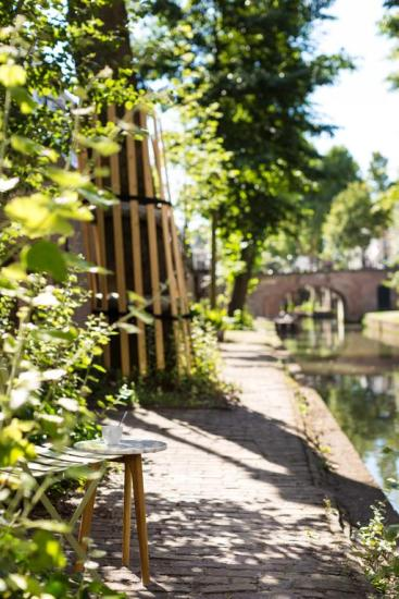 Bijzondere Overnachting Origineel Overnachten Slapen in werfkelders aan de Utrechtse grachten8