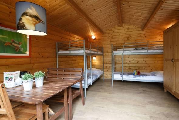 Bijzondere Overnachting Origineel Overnachten Natuurlijk overnachten in de Brabantse bossen van Vakantiepark Dierenbos11