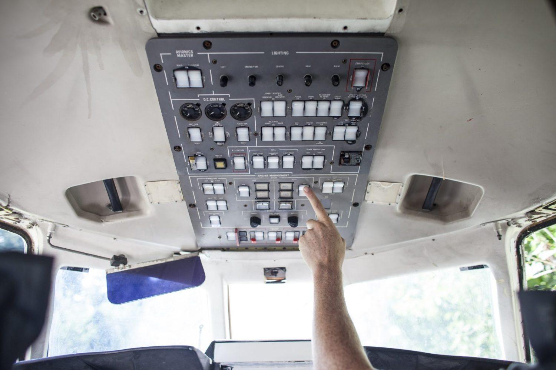 Bijzondere Overnachting Origineel Overnachten Slapen in een vliegtuig Vreemde Vogel Vlaardingen4