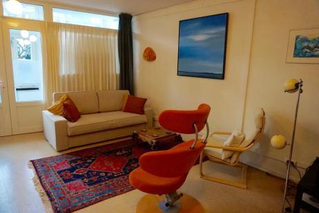 Bijzondere Overnachting Origineel Overnachten Kunstzinnig appartement in Utrechtse werfkelder13