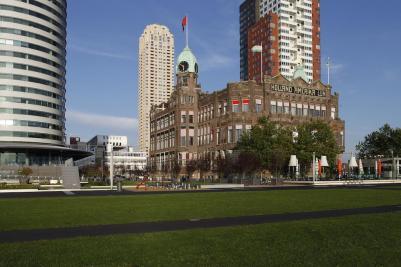 Bijzondere Overnachting Origineel Overnachten Slapen in Hotel New York te Rotterdam10