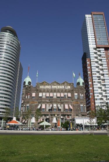 Bijzondere Overnachting Origineel Overnachten Slapen in Hotel New York te Rotterdam11