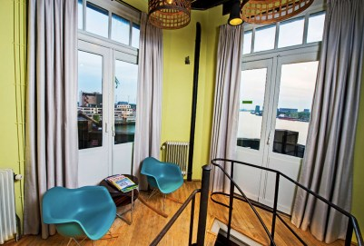 Bijzondere Overnachting Origineel Overnachten Slapen in Hotel New York te Rotterdam15