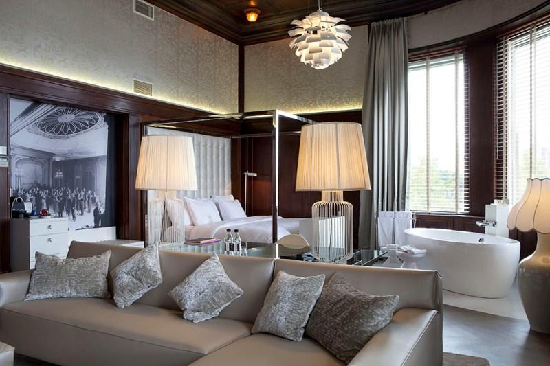 Bijzondere Overnachting Origineel Overnachten Slapen in Hotel New York te Rotterdam26