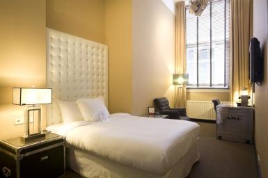 Bijzondere Overnachting Origineel Overnachten Slapen in Hotel New York te Rotterdam8