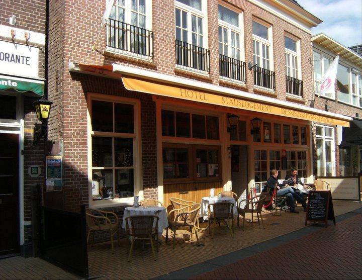 Bijzondere Overnachting Origineel Overnachten Stadslogement De Smederij van Steenwijk12