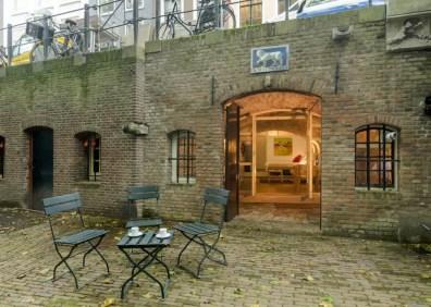 Bijzondere Overnachting Origineel Overnachten Utrechtse B&B in een werfkelder13
