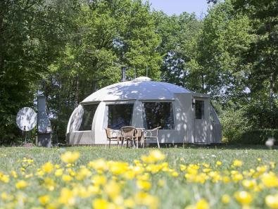 Bijzondere Overnachting Origineel Overnachten slapen in een iglo Nederland1