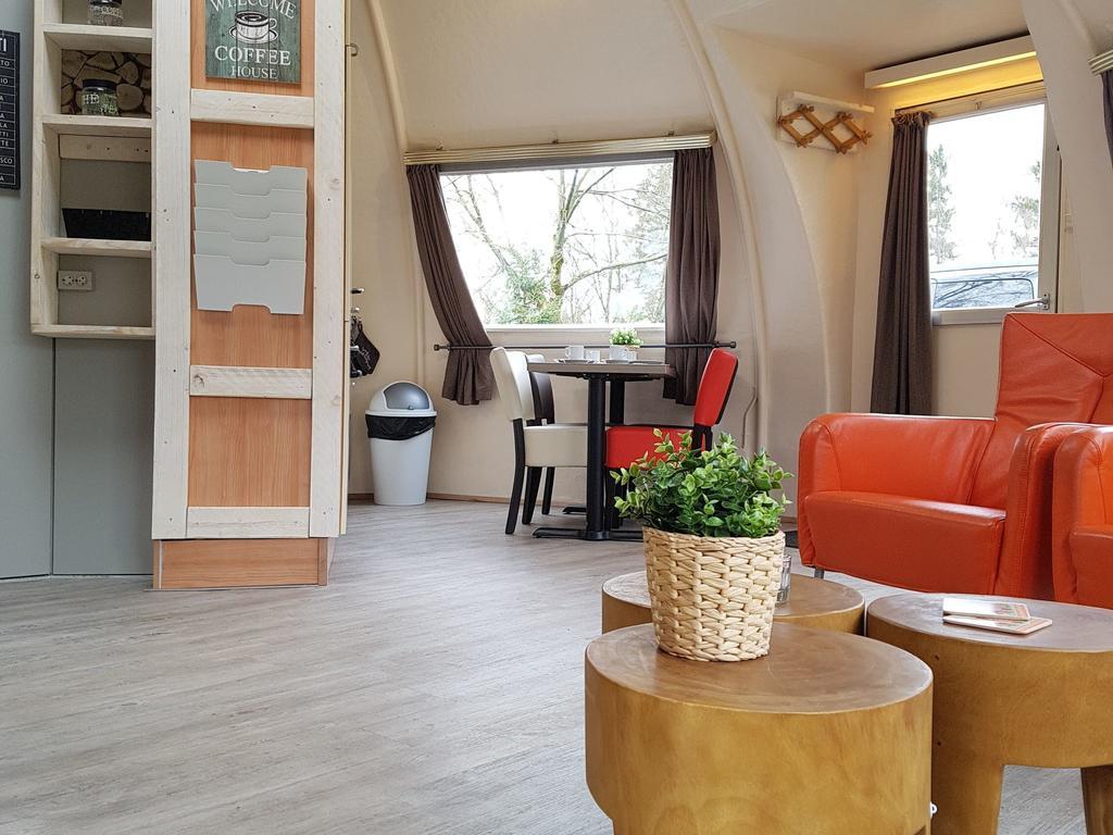 Bijzondere Overnachting Origineel Overnachten slapen in een iglo Nederland5
