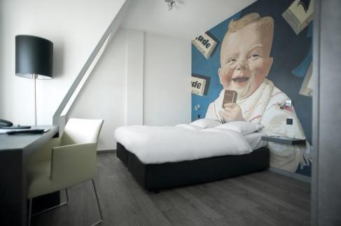 Bijzondere Overnachting Origineel Overnachten Slapen in de Zaanse huisjes in Zaandam10