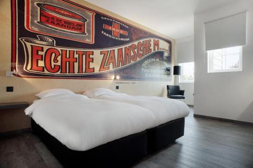 Bijzondere Overnachting Origineel Overnachten Slapen in de Zaanse huisjes in Zaandam8