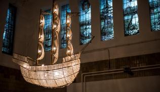 Bijzondere Overnachten Origineel Overnachten Slapen in voormalig scheepshoofdkantoor Lloyd Hotel Amsterdam4