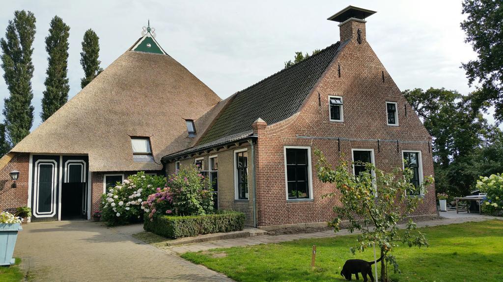 Landelijk overnachten in deze Friese Lyklamastate