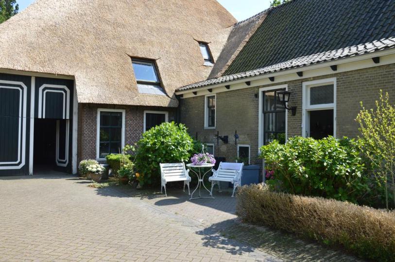 Bijzondere Overnachting Origineel Overnachten Landelijk overnachten in deze Friese Lyklamastate5