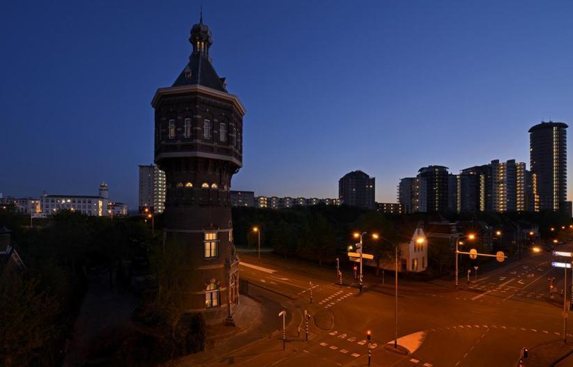 Bijzondere Overnachting Origineel Overnachten Slapen in de voormalig watertoren van Vlissingen1
