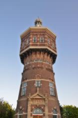 Bijzondere Overnachting Origineel Overnachten Slapen in de voormalig watertoren van Vlissingen17