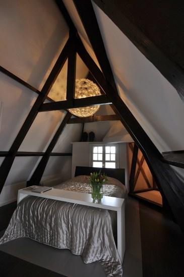 Bijzondere Overnachting Origineel Overnachten Slapen in een mini kasteel in Alkmaar3