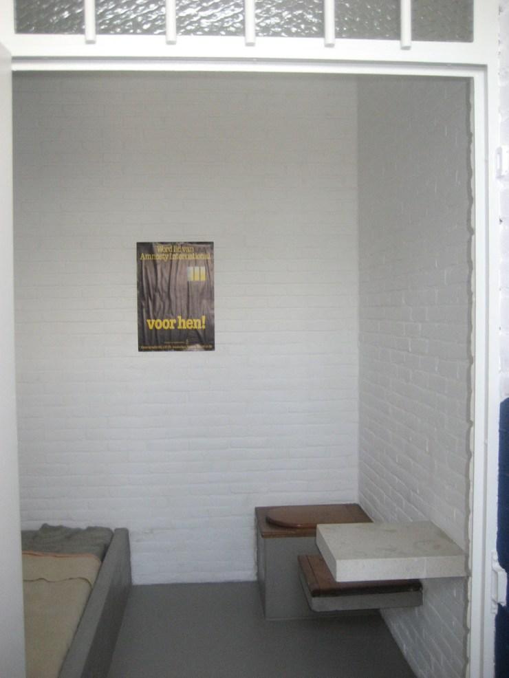 Bijzondere Overnachting Origineel Overnachten Slapen in gevangenis De Baaies in Makkum4