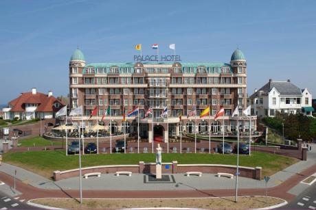 Slapen in het Palace Hotel in Noordwijk aan Zee