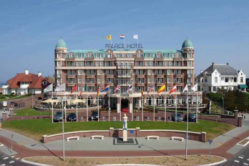 Bijzondere Overnachting Origineel Overnachten Slapen in het Palace Hotel in Noordwijk aan Zee1