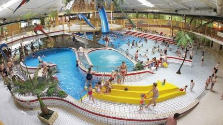 Bijzondere Overnachting Origineel Overnachten Slapen in vakantiepark Duinrell in Wassenaar6