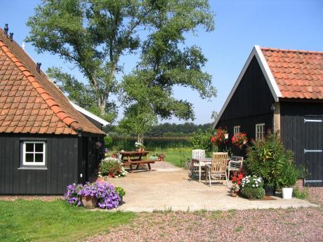 Slapen op Gastenboerderij De Ziel in Diepenheim