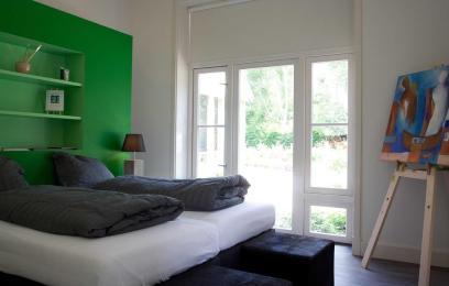 Bijzondere Overnachting Origineel Overachten Slapen in kunstzinnige Bed and Breakfast Erve Fakkert in Twente17