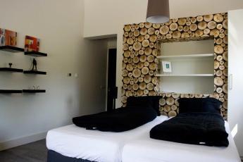 Bijzondere Overnachting Origineel Overachten Slapen in kunstzinnige Bed and Breakfast Erve Fakkert in Twente18
