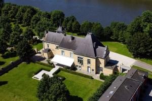 Bourgondisch vrijgezellenweekend in een Limburgs Kasteel