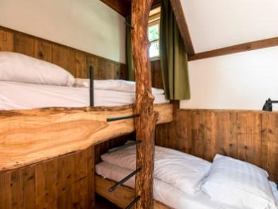 Bijzondere Overnachting Origineel Overnachten Slapen in een Treehouse Landal 4