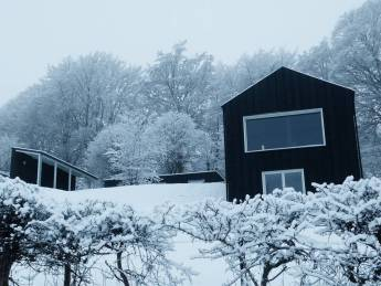 Vakantiehuisje in de Belgische Ardennen met houtkachel en uitzicht