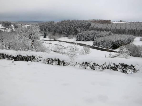 Bijzondere Overnachting Origineel Overnachten huisje met houtkachel en uitzicht Ardennen27