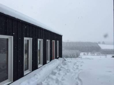 Bijzondere Overnachting Origineel Overnachten huisje met houtkachel en uitzicht Ardennen28
