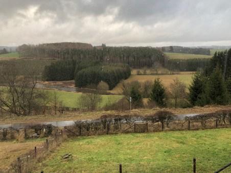 Bijzondere Overnachting Origineel Overnachten huisje met houtkachel en uitzicht Ardennen33