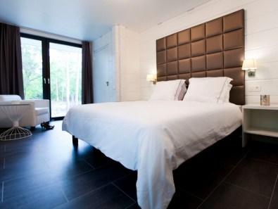 Bijzondere overnachting Origineel overnachten in een wellness villa6