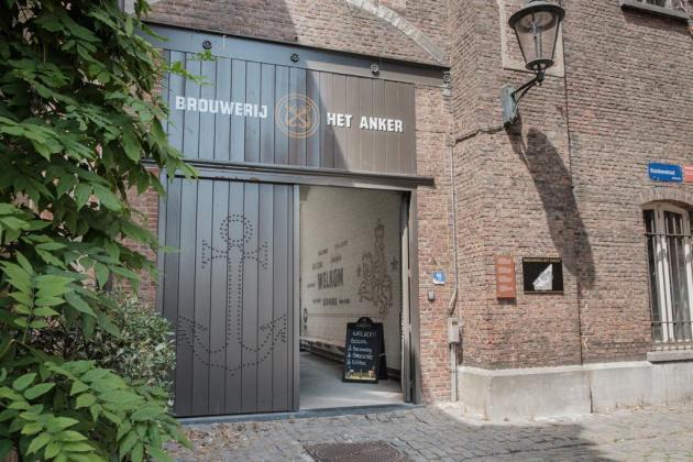 Bijzondere Overnachting Origineel Overnachten Slapen in Belgische bierbrouwerij Het Anker in Mechelen 1