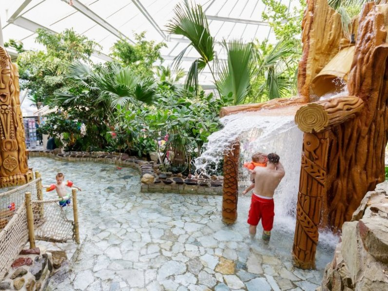 Bijzondere Overnachting Origineel Overnachten Slapen in de Jungle Cabana van Center Parcs Het Heijderbos 11