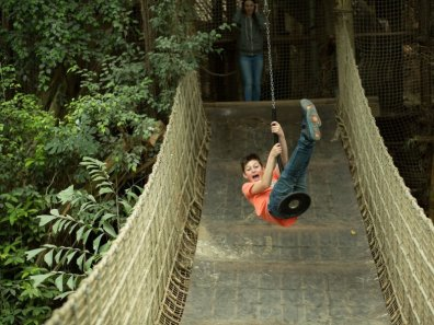 Bijzondere Overnachting Origineel Overnachten Slapen in de Jungle Cabana van Center Parcs Het Heijderbos 14