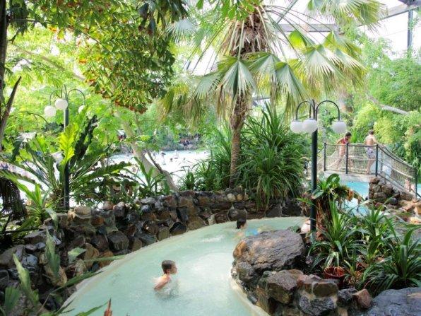 Bijzondere Overnachting Origineel Overnachten Slapen in de Jungle Cabana van Center Parcs Het Heijderbos 9