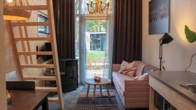 Bijzondere Overnachting Origineel Overnachten Slapen in een Tiny House op de Hoge Veluwe 5