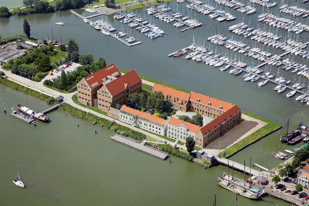 Slapen in het gevangenishotel in Hoorn